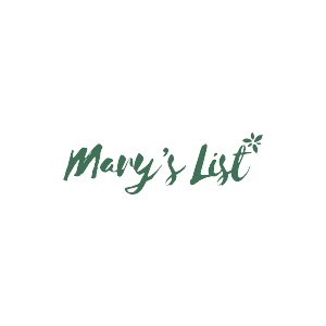 Logo for Mary's List