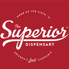 Logo for The Superior Dispensary