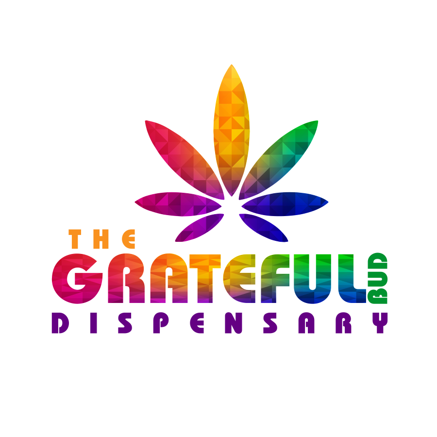 Logo for The Grateful Bud