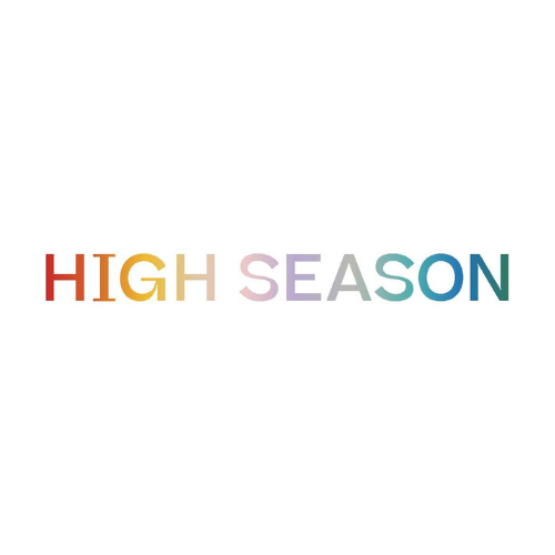 Logo for High Season Dispensary – Adelanto