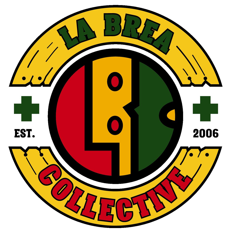Logo for La Brea Collective