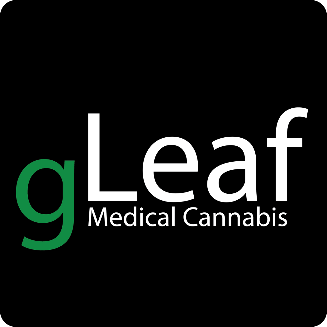 Logo for Green Leaf Medical (gLeaf)