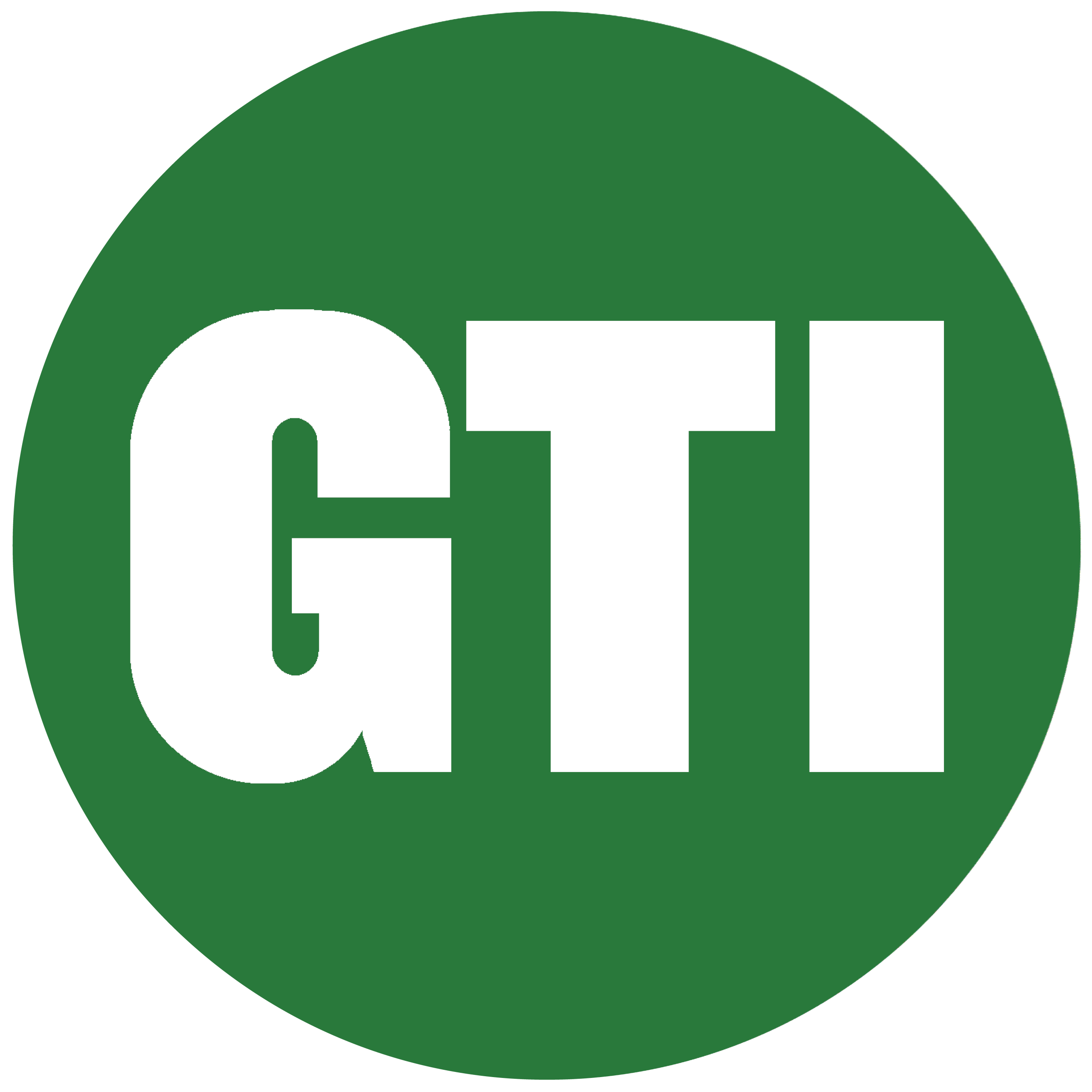 Logo for Green Thumb Industries (GTI)