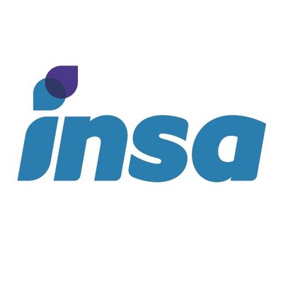 Logo for INSA