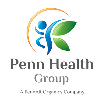 Logo for Penn Health Group (PennAlt Organics)