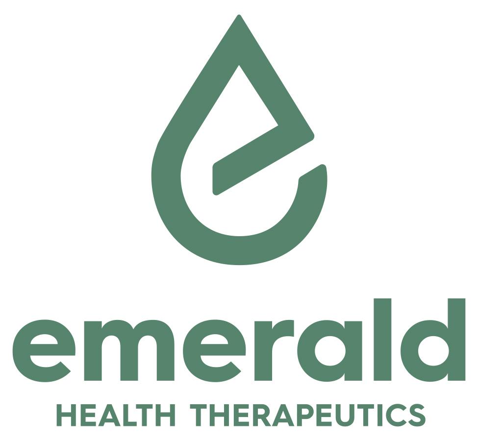 Logo for Emerald Health