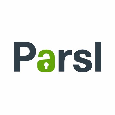 Logo for Parsl
