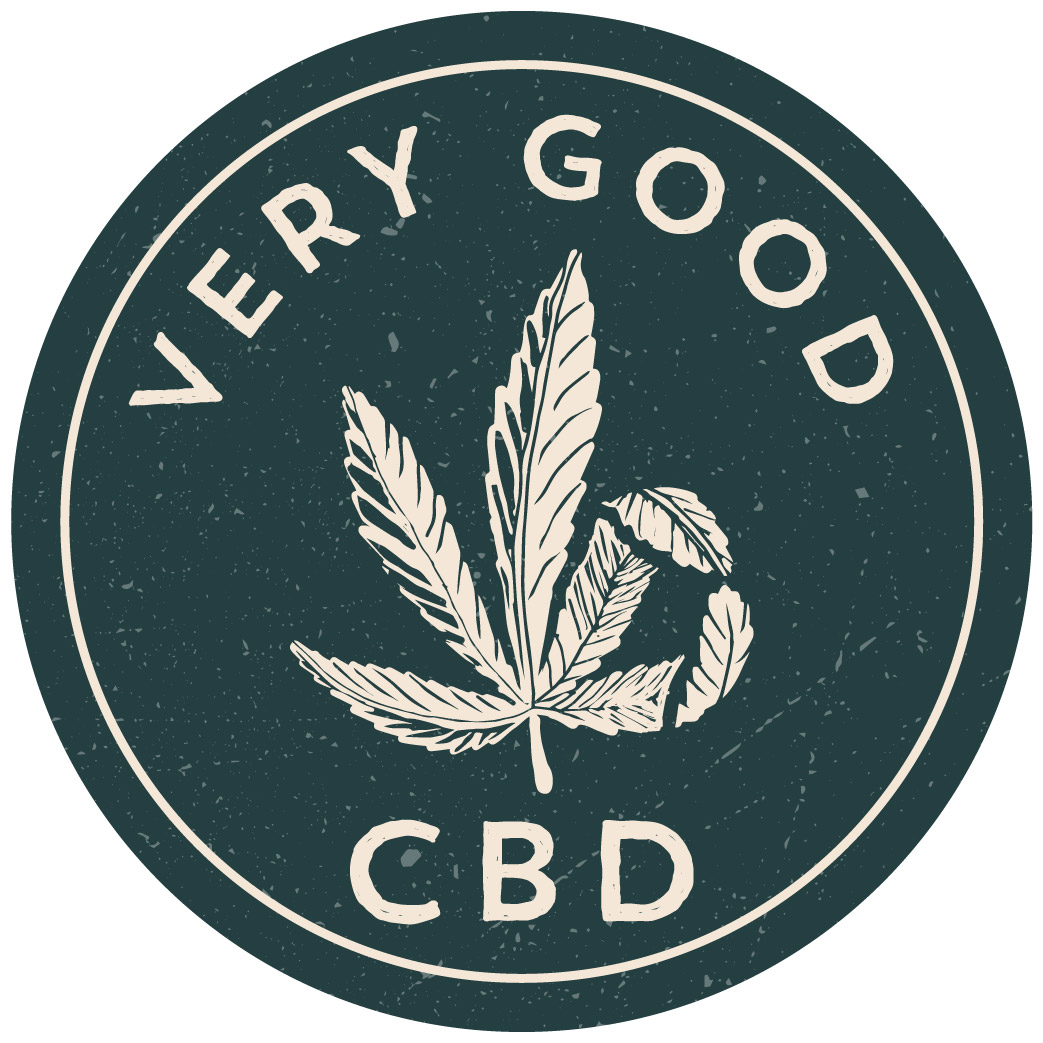 Logo for Very Good CBD