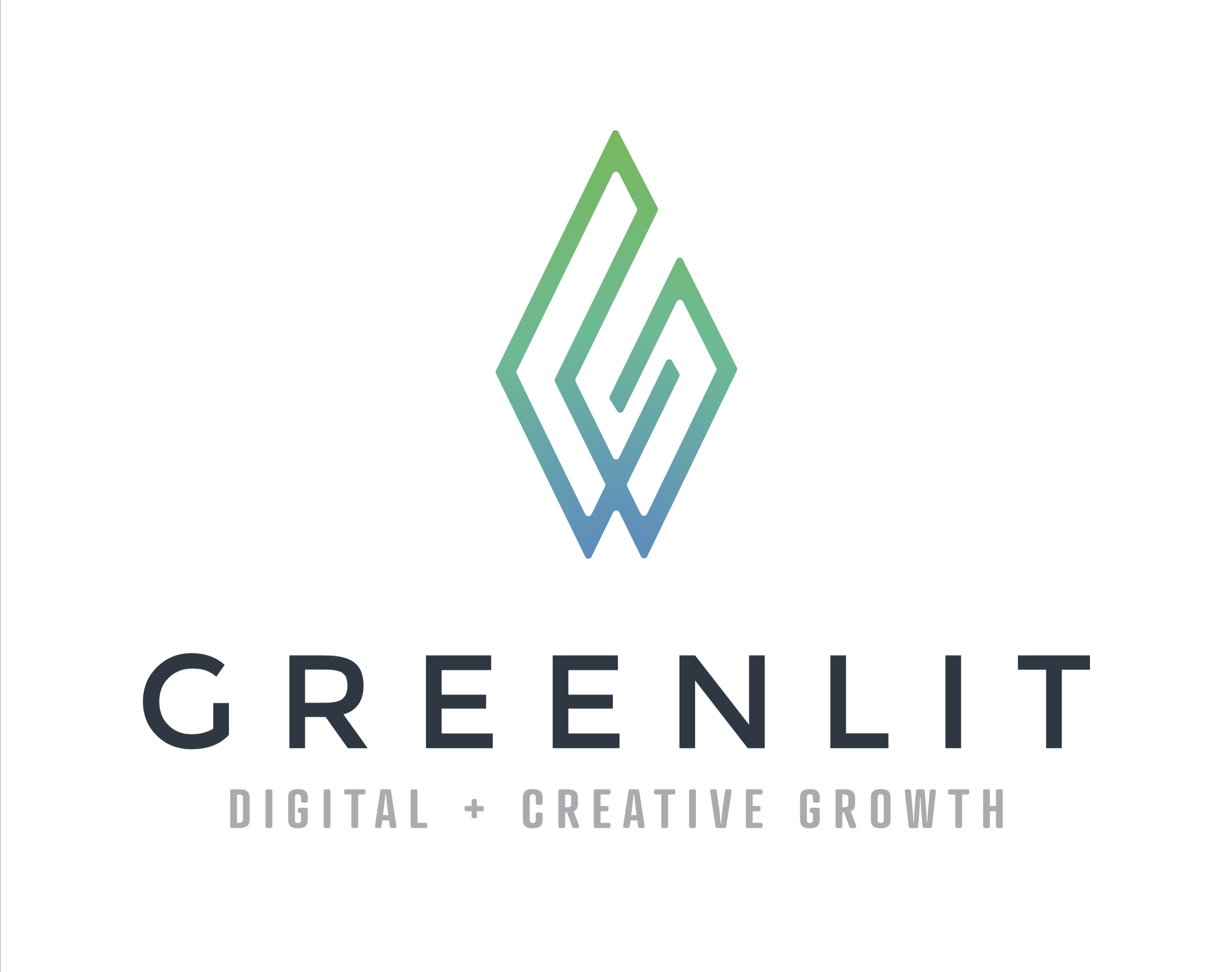 Logo for Greenlit Agency
