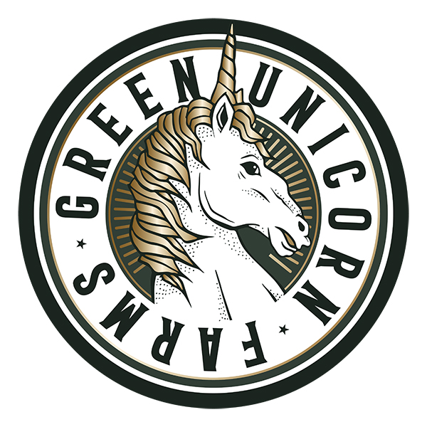 Logo for Green Unicorn Farms