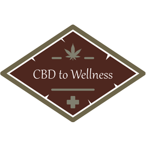 Logo for CBD to Wellness