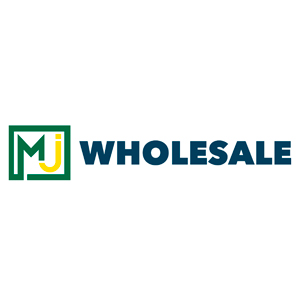 Logo for MJ Wholesale