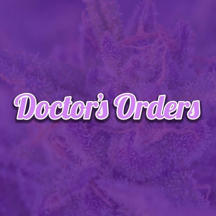 Logo for Doctor's Orders Portland Dispensary