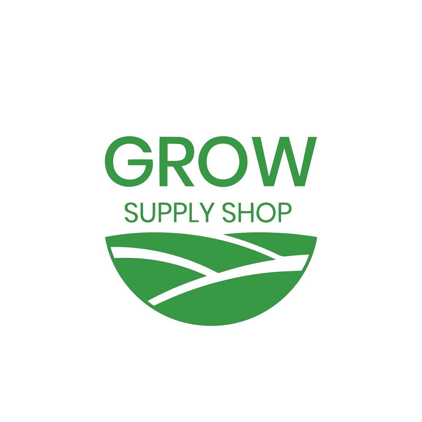 Logo for Grow Supply Shop
