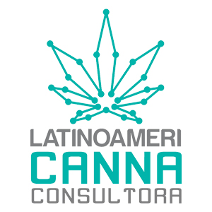 Logo for LatinoameriCANNA