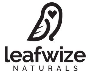 Logo for Leafwize Naturals