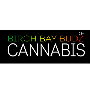Logo for Birch Bay Budz