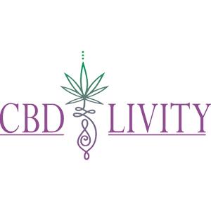Logo for CBD Livity