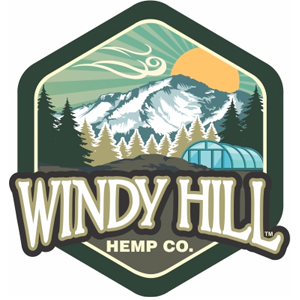 Logo for Windy Hill Hemp