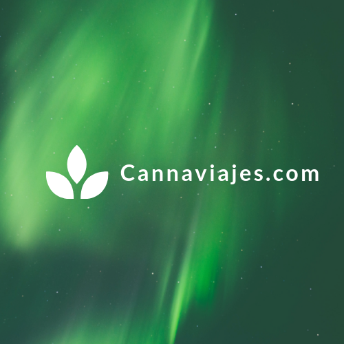 Logo for Cannaviajes.com