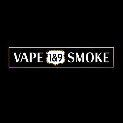 Logo for 1 & 9 Vape Smoke