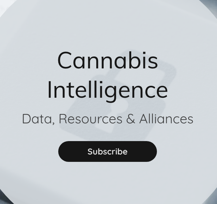 Logo for Cannabis Intelligence Alliance