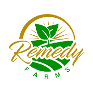 Logo for Remedy Farms