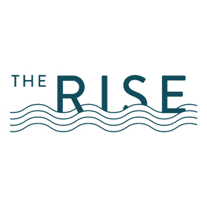 Logo for The Rise