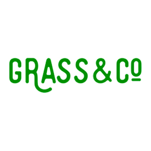 Logo for Grass & Co Smoke Shop