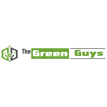 Logo for The Green Guys