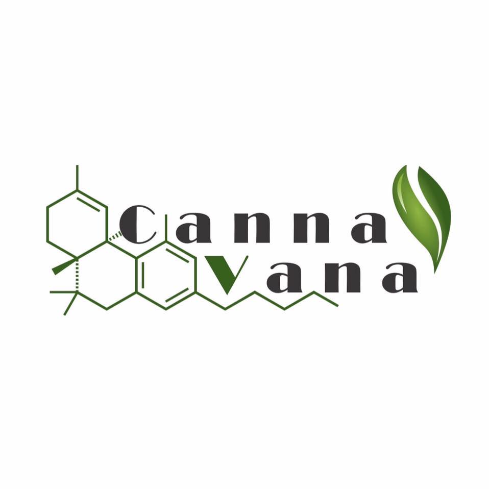 Logo for CannaVana