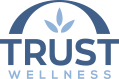 Logo for Trust Wellness