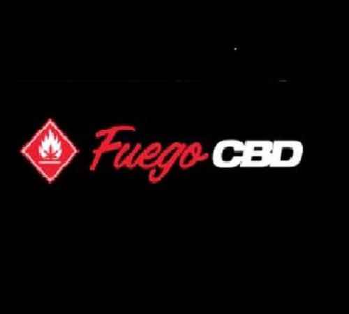 Logo for Fuego CBD