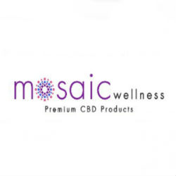 Logo for Mosaic Wellness Shop