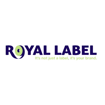 Logo for Royal Label Printing Co.
