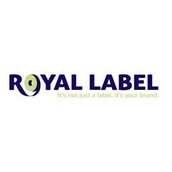 Logo for Royal Label Printing Co.
