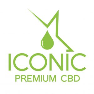 Logo for Iconic CBD
