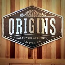 Logo for Origins Cannabis – West Seattle