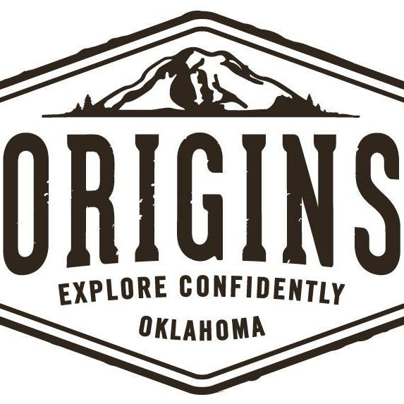 Logo for Origins Cannabis – Redmond
