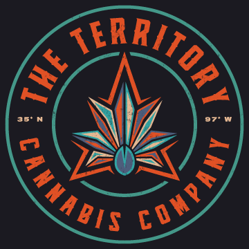 Logo for The Territory Cannabis Co.