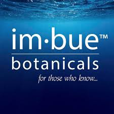 Logo for Imbue Botanicals