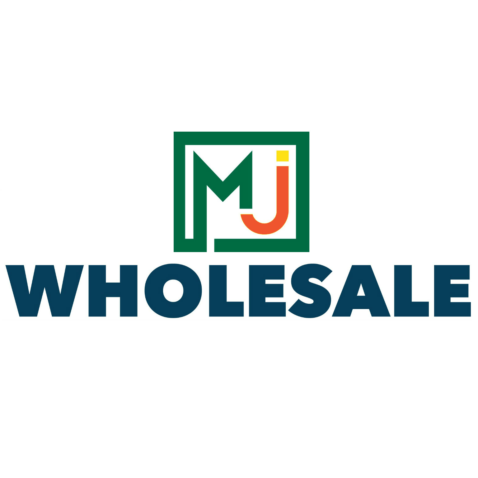 Logo for HGR Packaging is now MJ Wholesale
