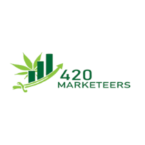 Logo for 420 Marketeers