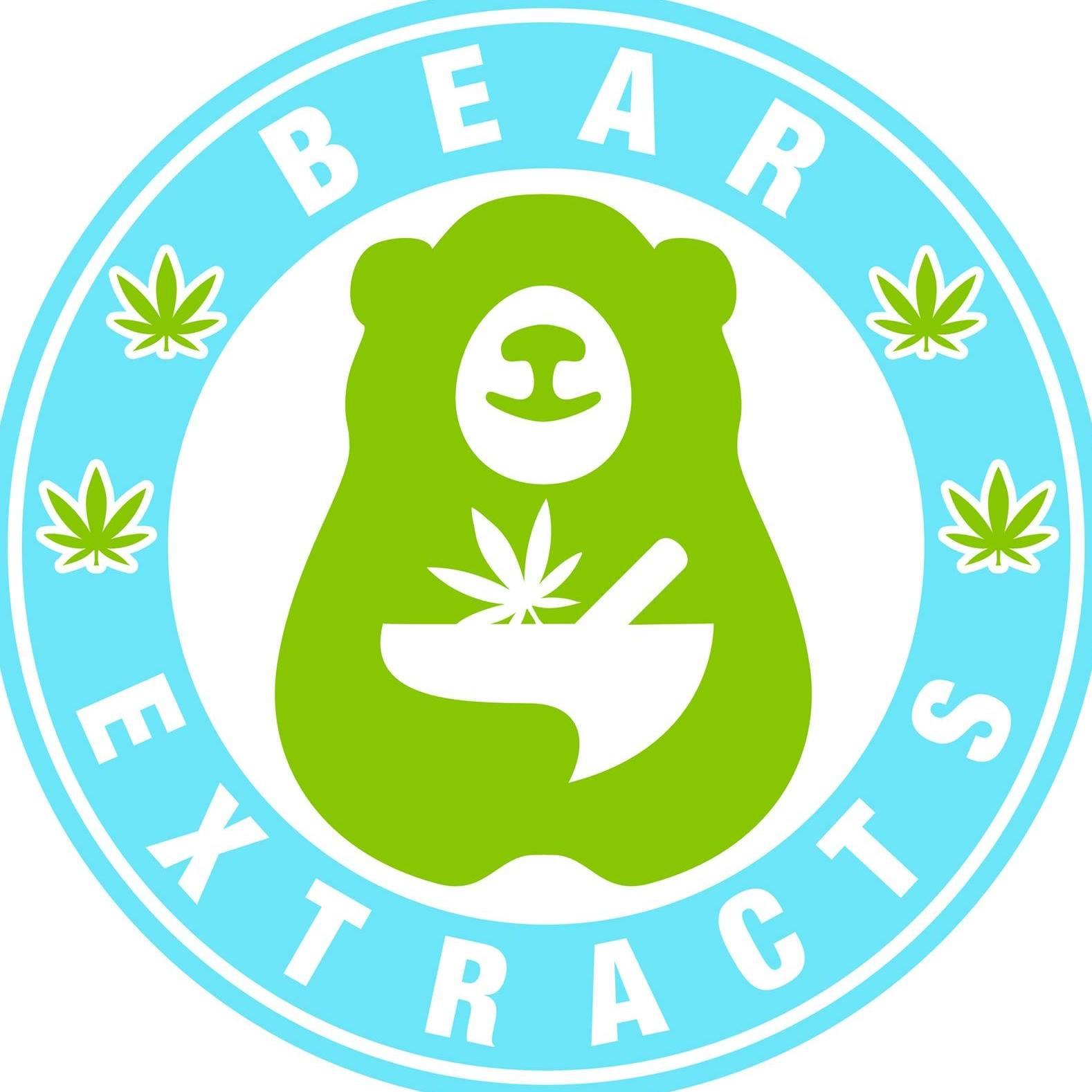 Logo for CBD Bear Extracts