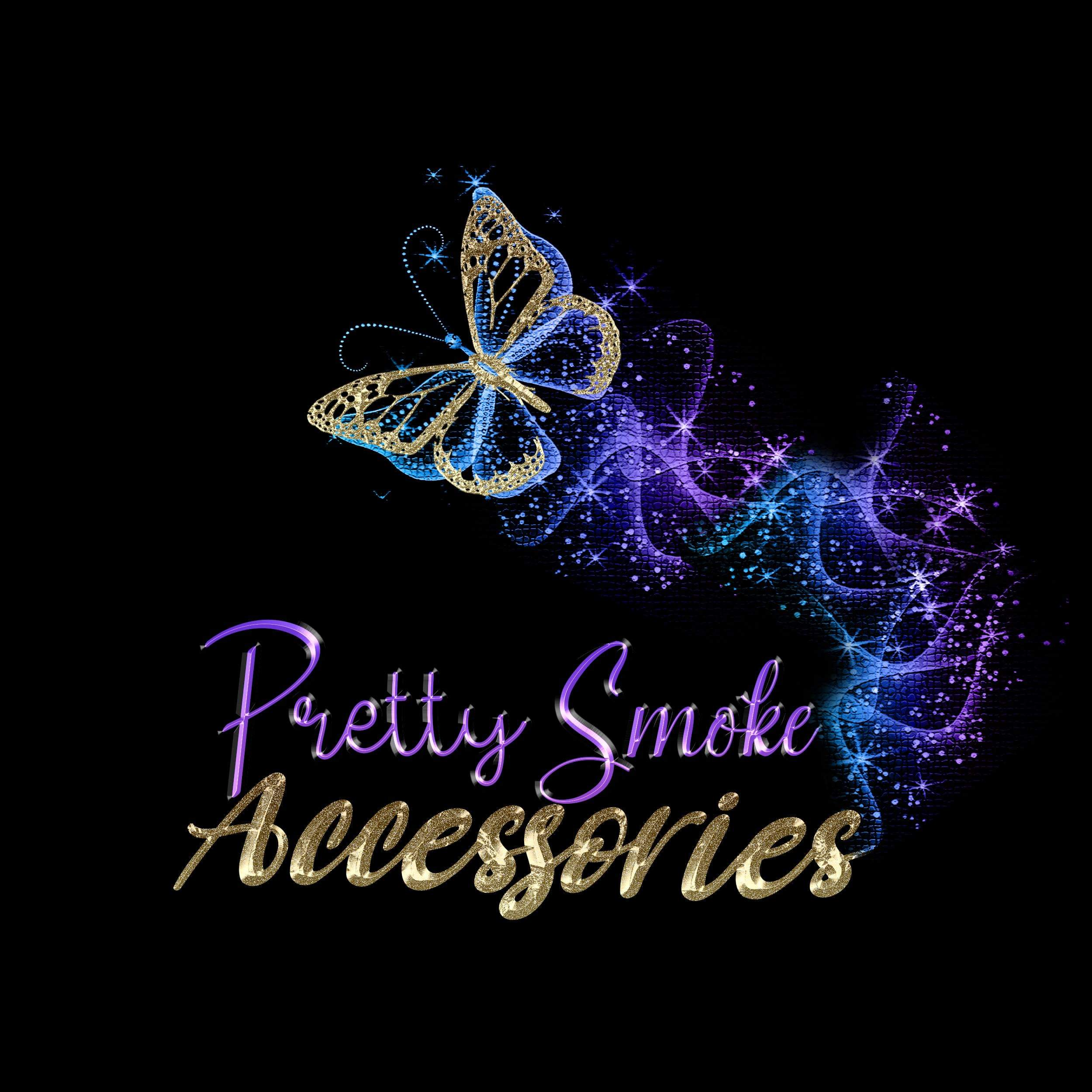 Logo for Pretty Smoke Accessories