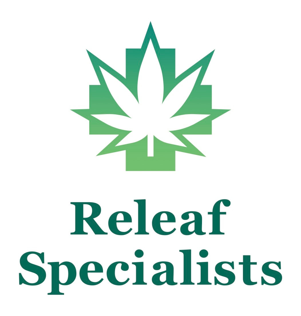 Logo for Releaf Specialists
