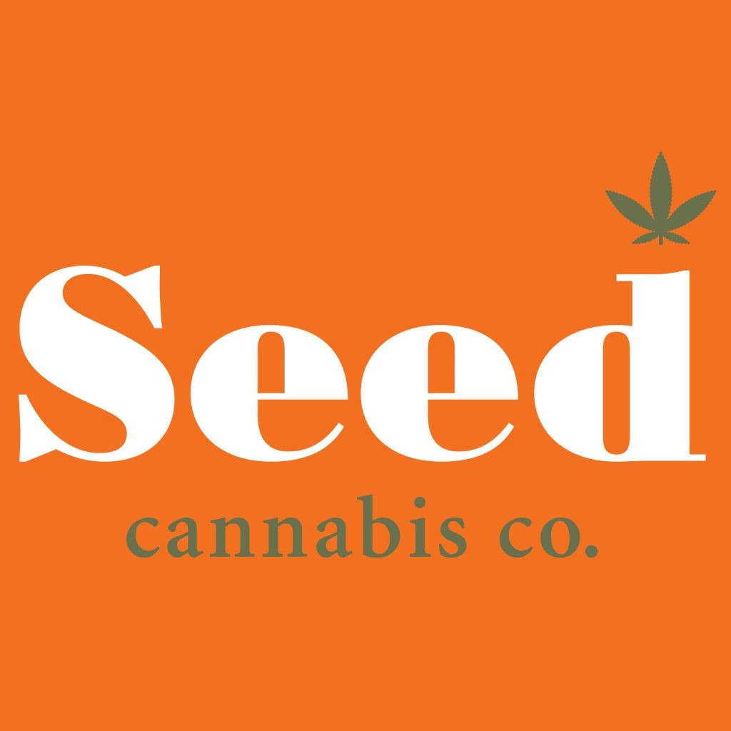 Logo for Seed Cannabis Co. Dispensary