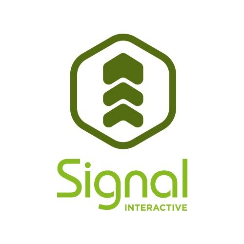 Logo for Signal Interactive