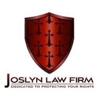 Logo for Joslyn Law Firm