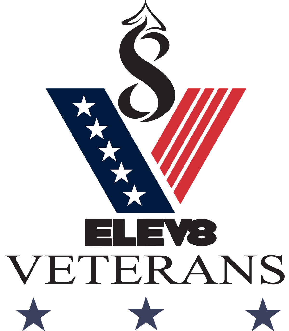 Logo for Elev8 Veterans